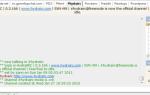 Чат на IRC, как в 1995 году, с HydraIRC [Windows]