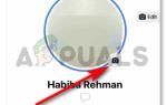 Как сделать видео профиля на Facebook —
