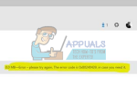 Как исправить ошибку App Store 0x80240439 на Windows Mobile и настольных компьютерах / ноутбуках —