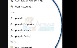 Как импортировать контакты в адресную книгу Windows 10 / приложение Peoples —