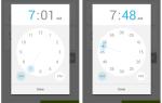 Проснись информирован: AlarmPad делает больше, чем просто разбудить вас