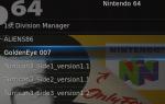 Как наслаждаться ретро-играми на Kodi Box с браузером ROM Collection