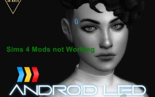 Исправлено: Sims 4 мода не работают —