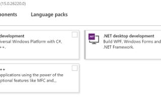 Как начать разработку приложений для Android в Visual Studio 2017 —