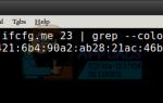 Как найти мой внешний IP-адрес в Linux —