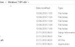 Как обновить установочный носитель Windows ISO для быстрой установки