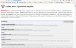 10 скрытых страниц Google Chrome и что вы можете с ними сделать