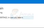 Как исправить Код ошибки 0x80070422 в Магазине Windows —