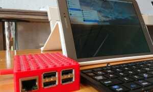Как использовать планшет Android в качестве экрана для Raspberry Pi