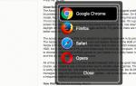 Лучше управлять несколькими браузерами в Mac OS X с помощью этих приложений