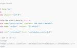 12 потрясающих шаблонов HTML5, которые вы должны использовать