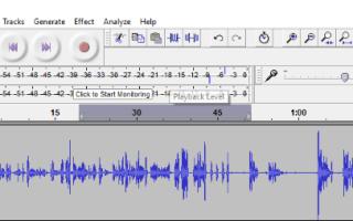 Как удалить окружающий шум из ваших аудиофайлов с помощью Audacity