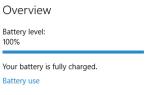 Как определить приложения, которые разрушительно работают от батареи в Windows