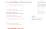 Как редактировать файлы XPS в Linux —