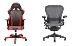 Игровые стулья против офисных стульев —