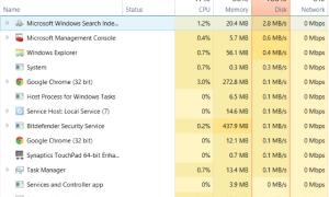 14 советов, чтобы исправить 100% использование диска в Windows 10