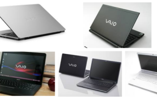 Как исправить ноутбук Sony Vaio, который не включается —