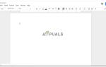 Как добавить водяной знак в свои Документы Google —