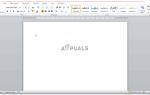Как создать другой верхний и нижний колонтитулы для первой страницы документа Word —