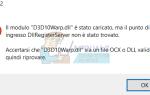 Как исправить поврежденный файл D3D10Warp.dll —