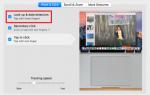 Как средний щелчок на Mac