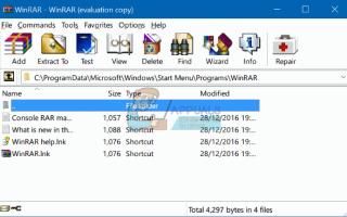 Как удалить WinRar из Windows 7/8/10 —