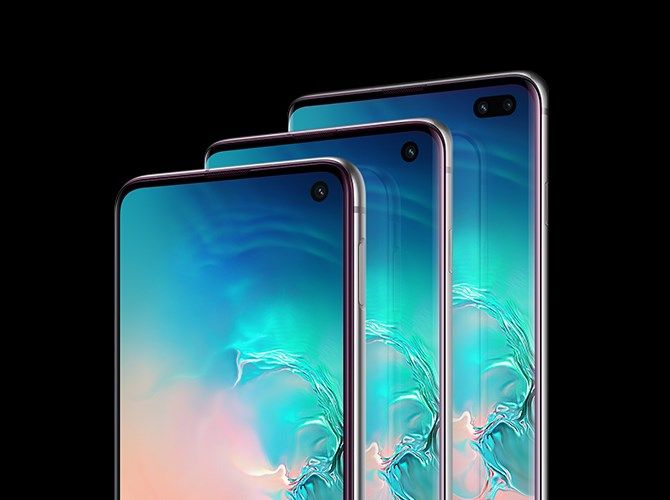 Galaxy S10 Press Image