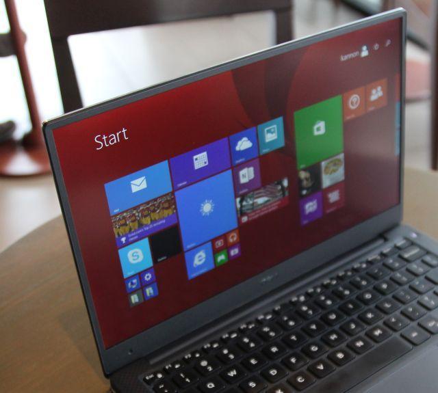 Dell XPS 13 2015 Обзор и раздача