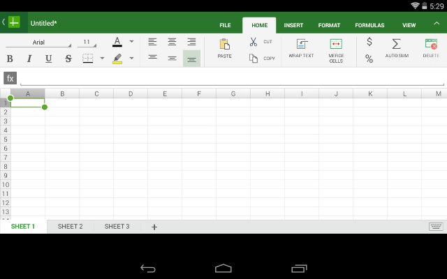 OfficeSuites-OfficeSuite8-Spreadsheet