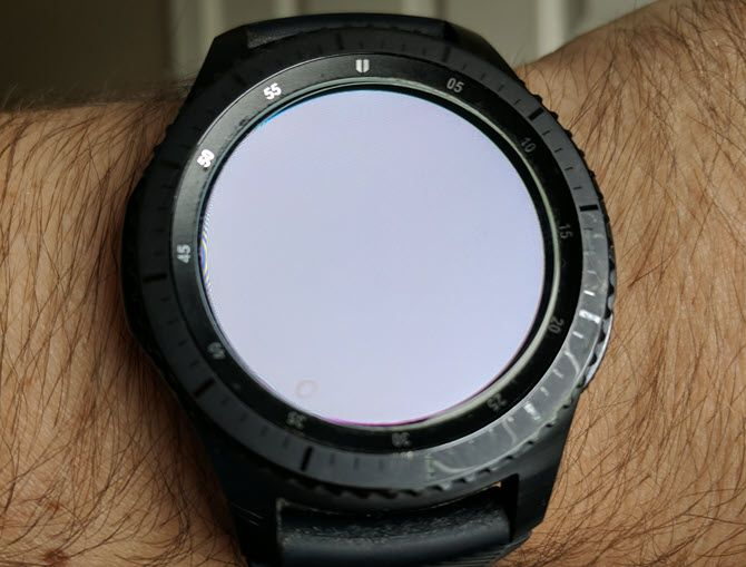 Samsung Gear Light Face