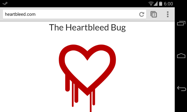 Android-heartbleed-ошибка