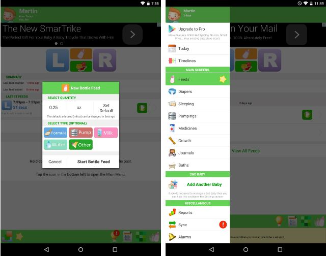 AndroidBabyApps-Feed-Baby