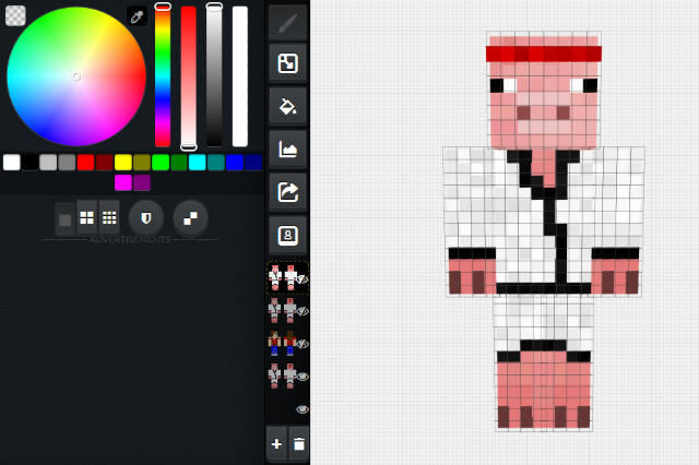customize_minecraft_skin
