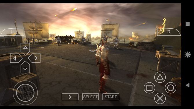 PPSSPP для Android