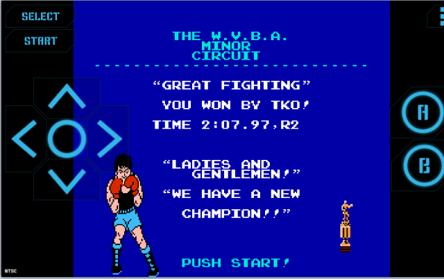 Punch Out Victory