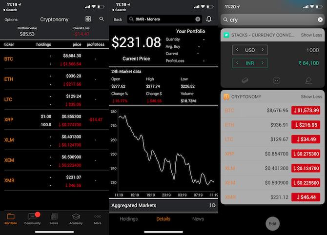 bitcoin prekybos programa iphone