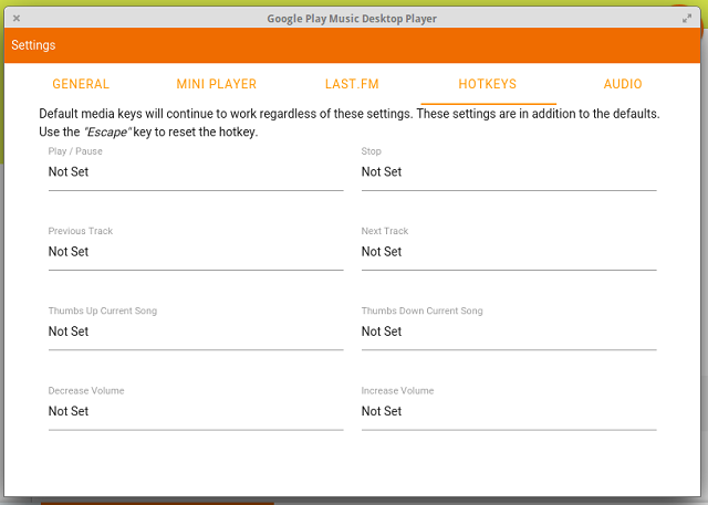 Как слушать Google Play Music на Linux