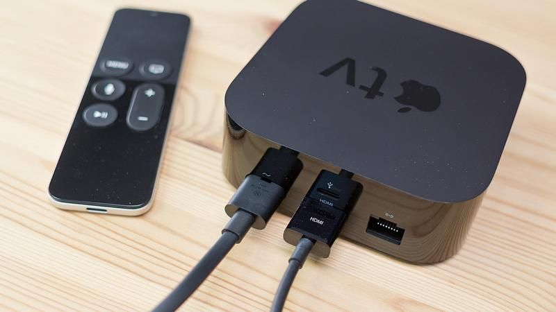 Как настроить Apple TV