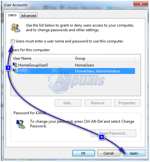 Windows 7 Auto Login-2