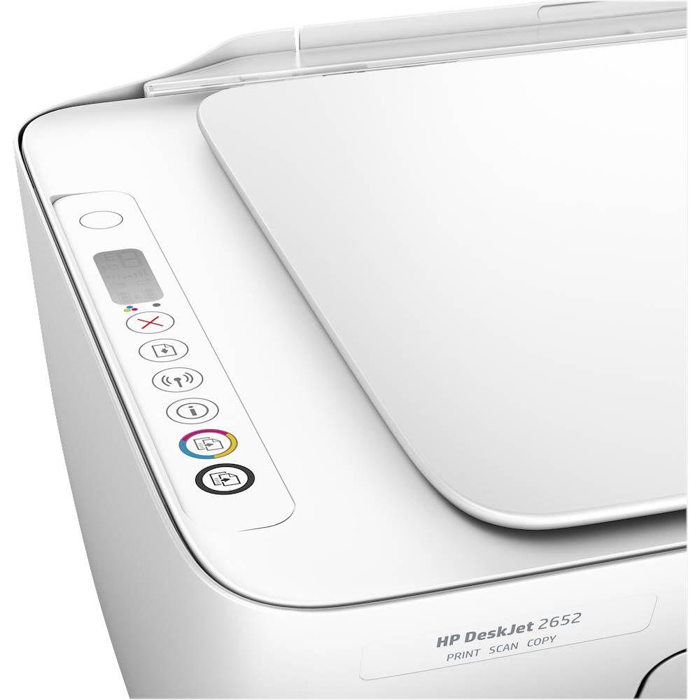 """Обзор принтера HP Deskjet 2652 """"все в одном"""""""